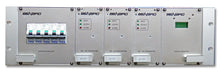 "Load image into Gallery viewer, 300 SERIES 19"" RACK MOUNT 3RU EUROCARD MODULAR DC/DC CONVERTER"