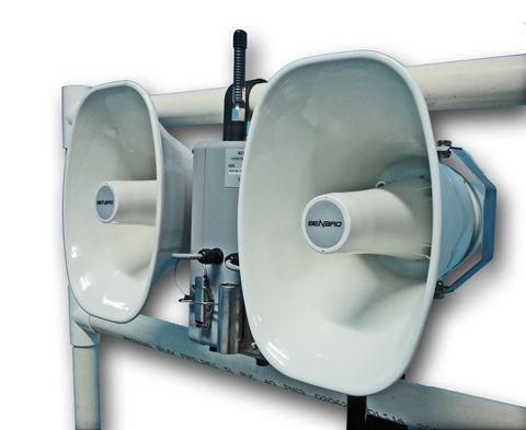 PORTABLE SOUND PROJECTION SYSTEM TERAPHONE