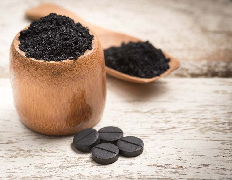 The Underrated Benefits of Charcoal