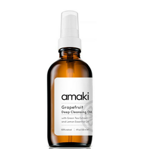 Grapefruit Deep Cleansing Oil & Makeup Remover