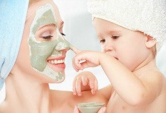 Bentonite Clay Mud Mask - 3 Piece Set