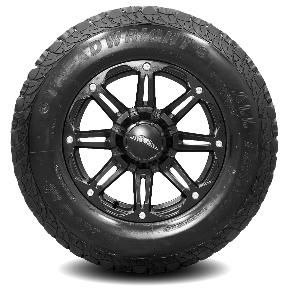 Introducing TreadWright's New Tread Pattern - Axiom II