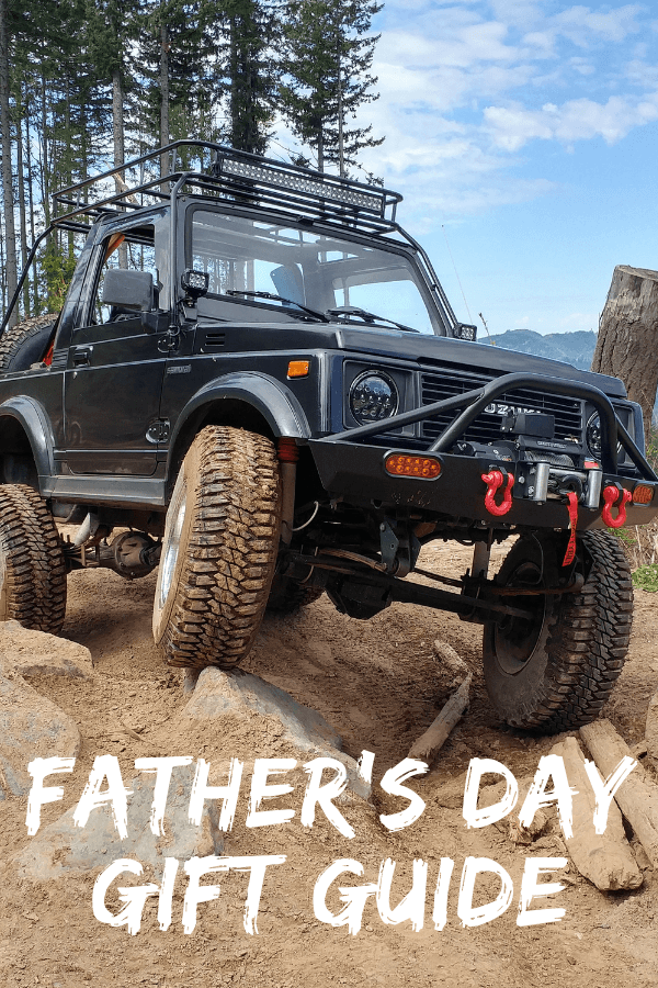 Father's Day Gift Ideas For An Adventurous Dad