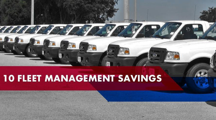 10 Fleet Management Savings | TreadWright Tires