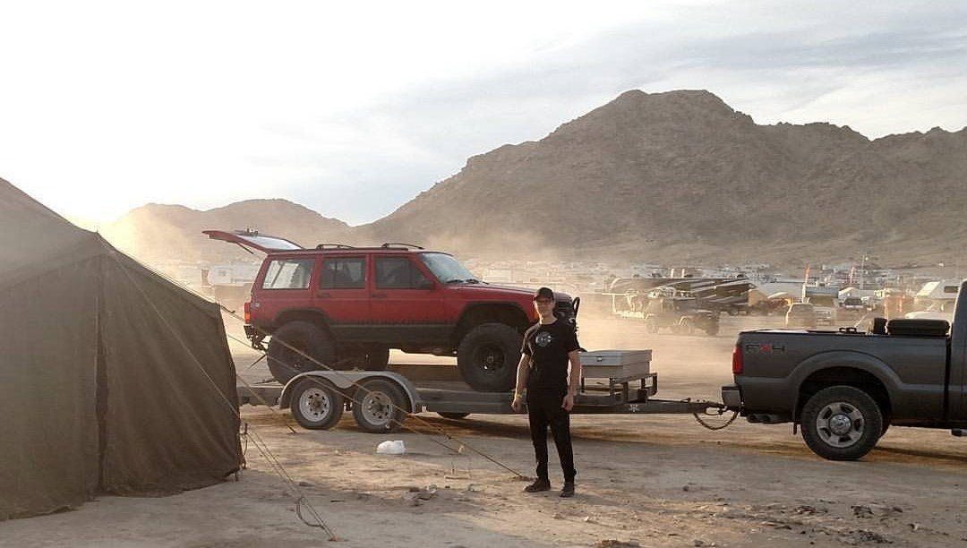 TreadWrights Toughest Test Yet - King Of Hammers Stock Race