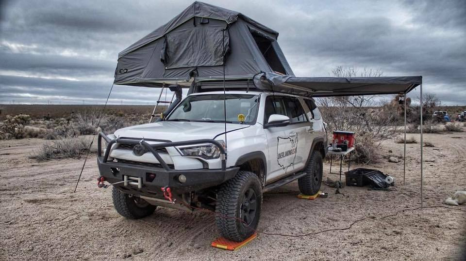 How To Overland on a Timeline | TreadWright Tires