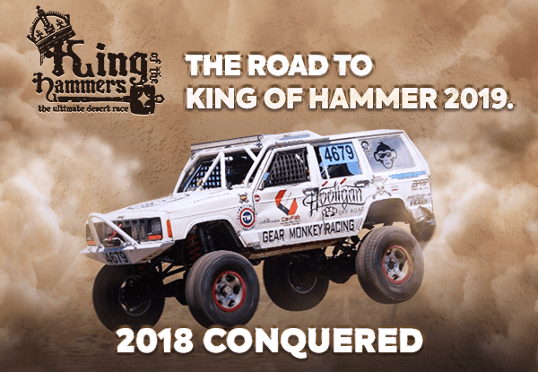 King Of Hammers 2019 | TreadWright Tires