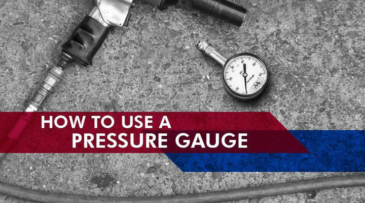 How to Use A Tire Pressure Gauge | TreadWright Tires