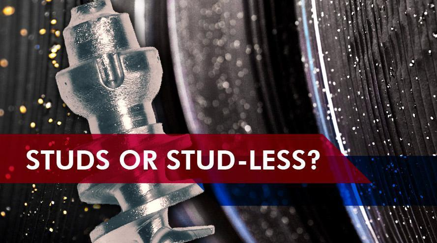 Snow Studded Tires or Studless Snow tires | TreadWright Tires