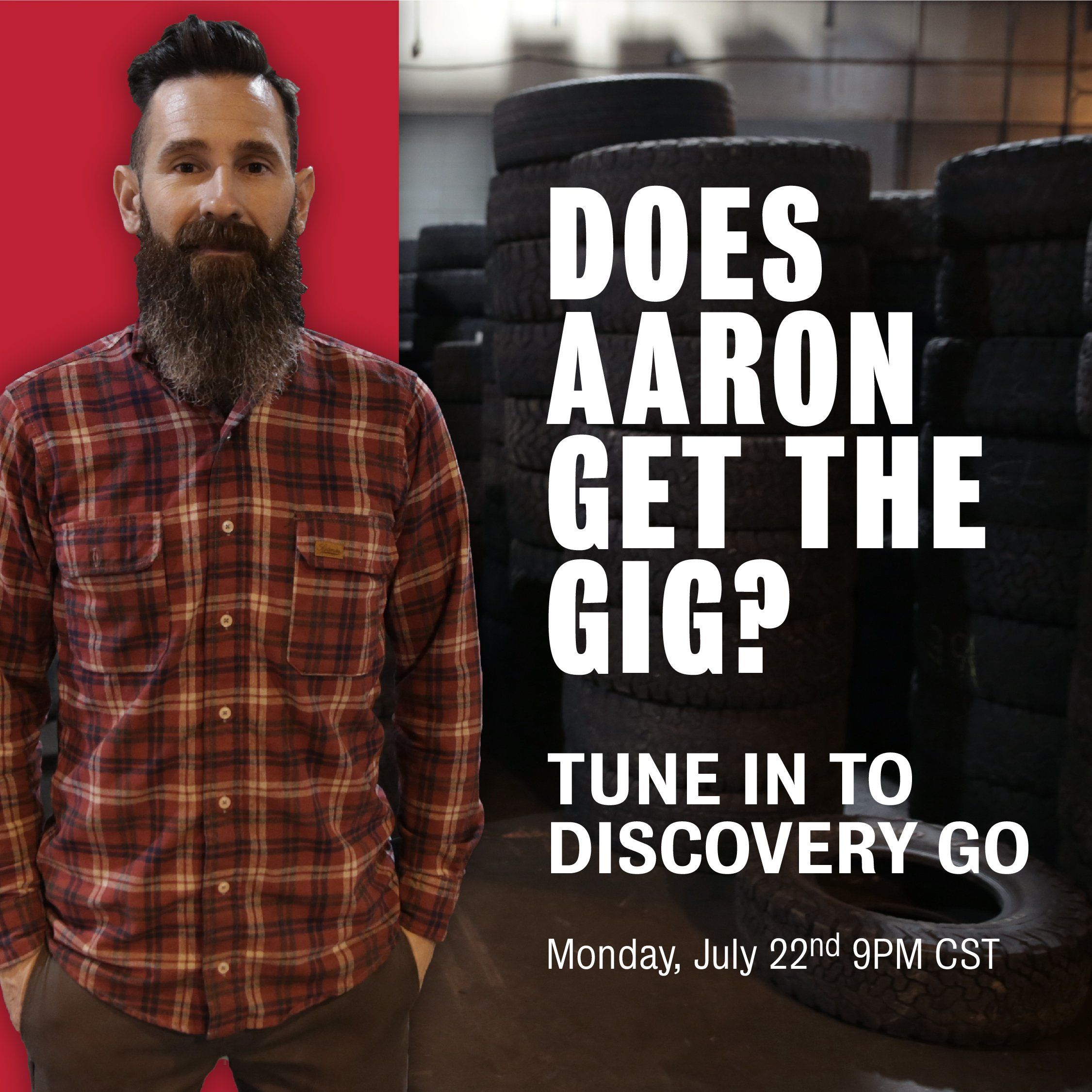 Does Aaron Kaufman Find A Job?