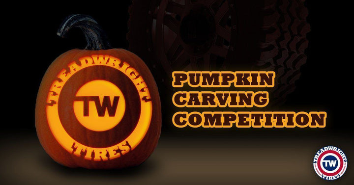 Treadwright Tires Presents the great pumpkin contest of 2016!