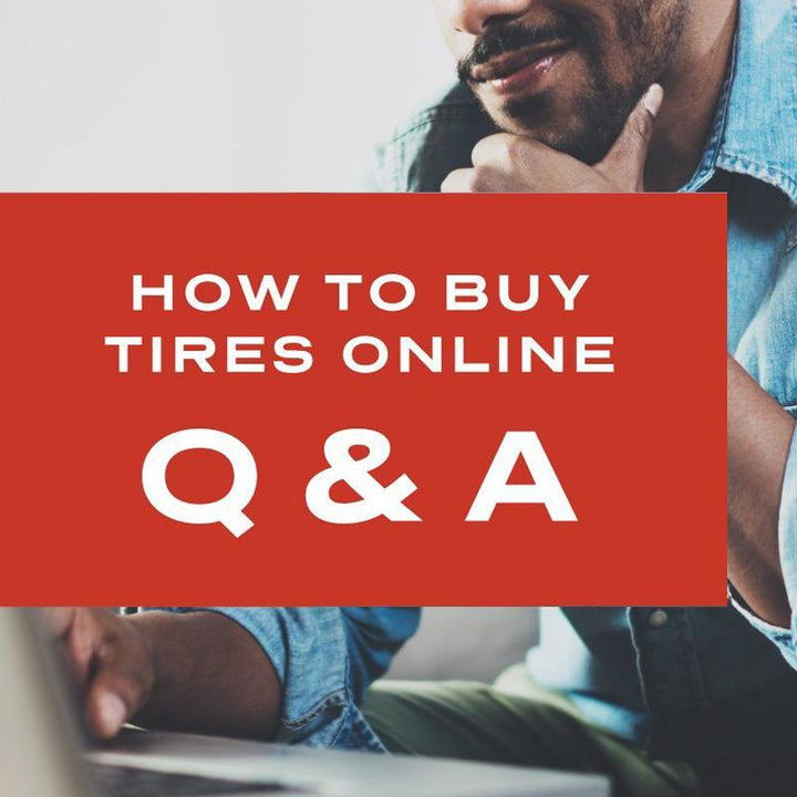 How To Buy Tires Online: Q & A