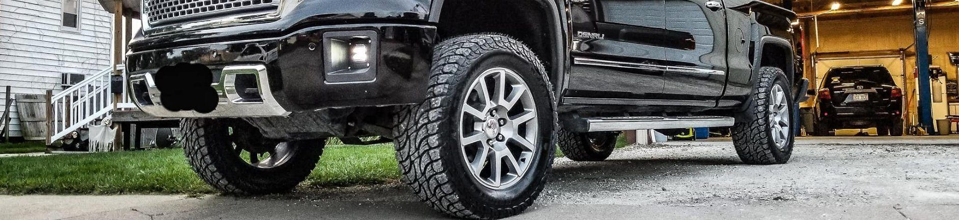 TreadWright All Terrain Axiom Tires