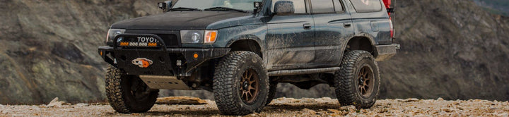18 Inch All Terrain Tires