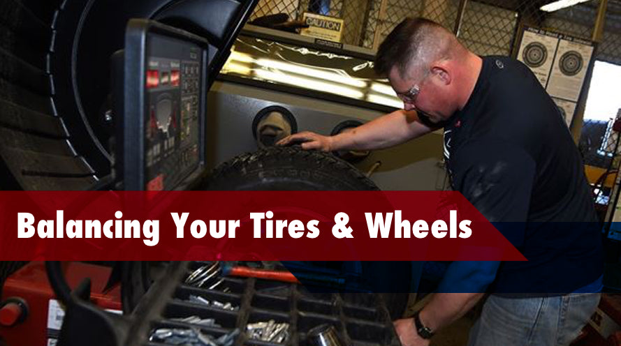 Balancing Your Tires and Wheels