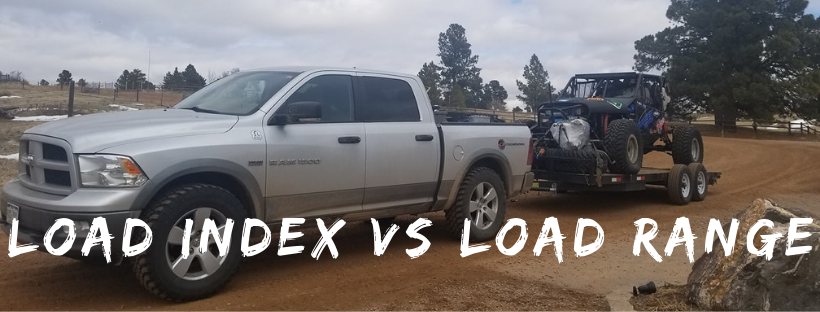 Load Index VS Load Range