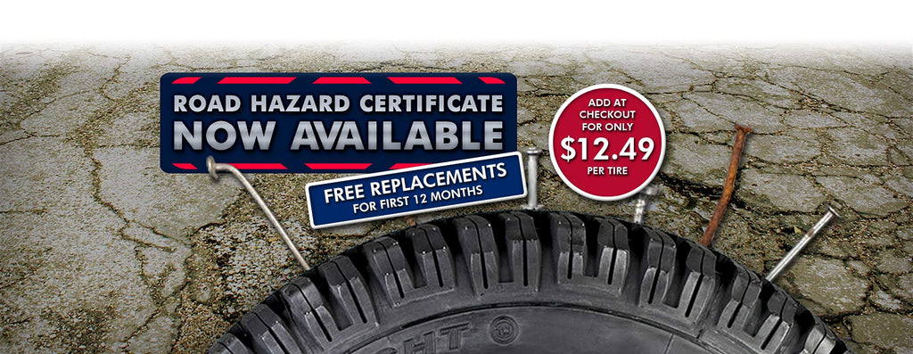 TreadWright Road Hazard Warranty Program