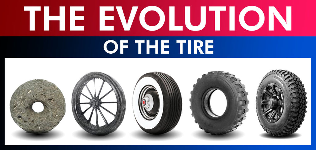 The Evolution Of The Tire