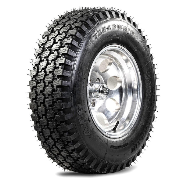 LT | AT ATG 235/75R15 6 PLY REMOLD USA Tire 235 75 15 C