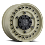Black Rhino Armory Wheels & Rims 16x8.0 5/160 ET38 CB65.1 Desert Tan for Trucks & SUV