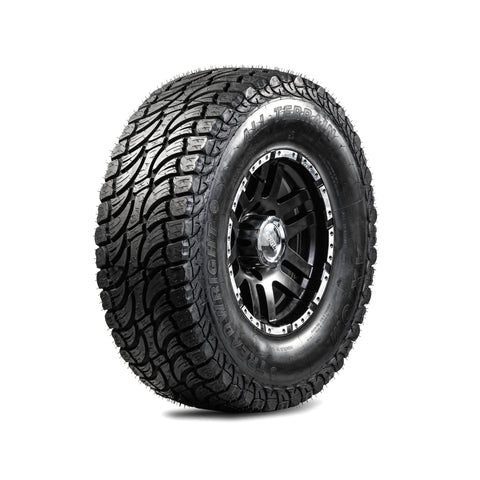 BLEMISH LT | AT AXIOM 35x12.5R17 8 PLY REMOLD USA Tire 35 12.5 17 D