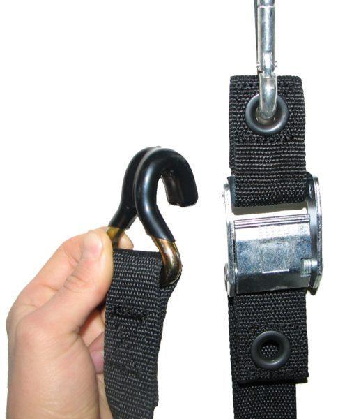 Gladiator Standard Hardware Kit - Two Straps Included Per Kit | Treadwright