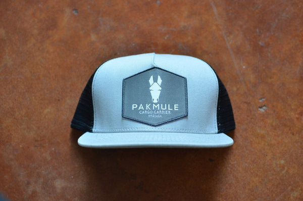 PAKMULE TRUCKER HAT Apparel PAKMULE