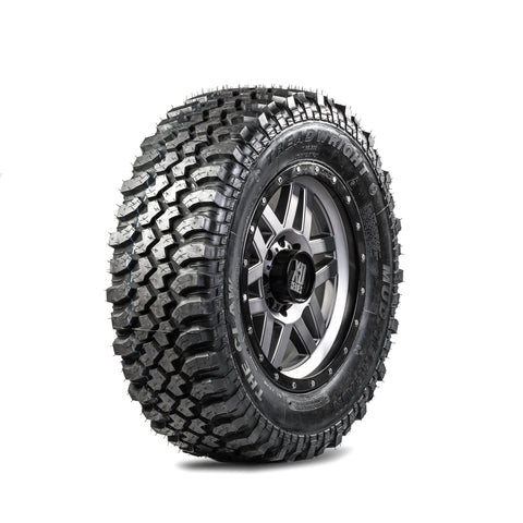 LT | MT CLAW II 33x12.5R15 6 PLY REMOLD USA Tire 33 12.5 15 C