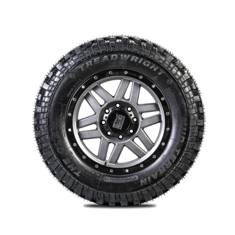 BLEMISH LT | MT CLAW II 33x12.5R20 10 PLY REMOLD USA Tire 33 12.5 20 E