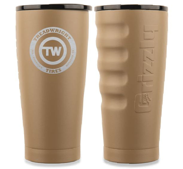 Treadwright + Grizzly Grip 20oz Treadwright Treadwright