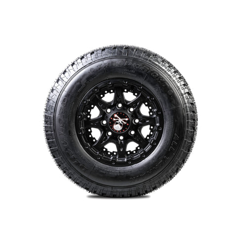 BLEMISH LT | AT DIRT LORD 265/70R17 10 PLY REMOLD USA Tire 265 70 17 E