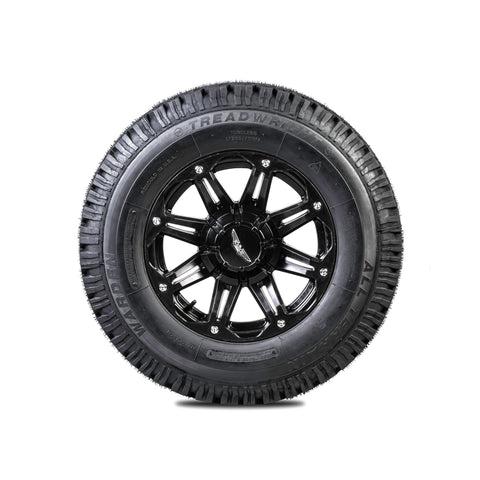 LT | AT WARDEN 35x12.5R17 8 PLY REMOLD USA Tire 35 12.5 17 D