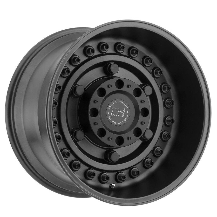 Black Rhino Armory Wheels & Rims 17X9.5 5/127 ET-18 CB71.6 Gunblack for Trucks & SUV