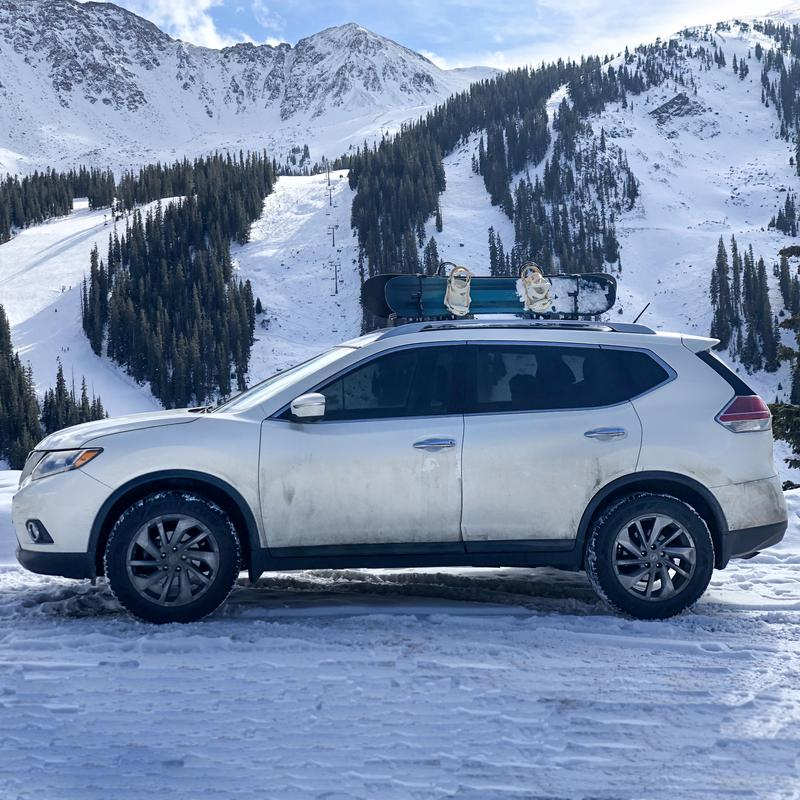 Seasucker Pallavicini Ski Rack | TreadWright