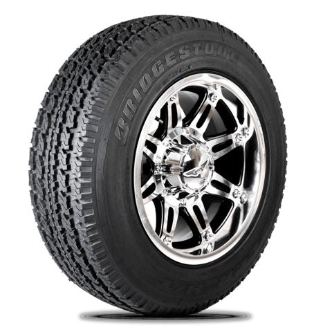 TreadWright Blemish A/P 245x65R17 4PLY all terrain remold tires for light truck, SUV & 4X4 off-road adventures | USA Made