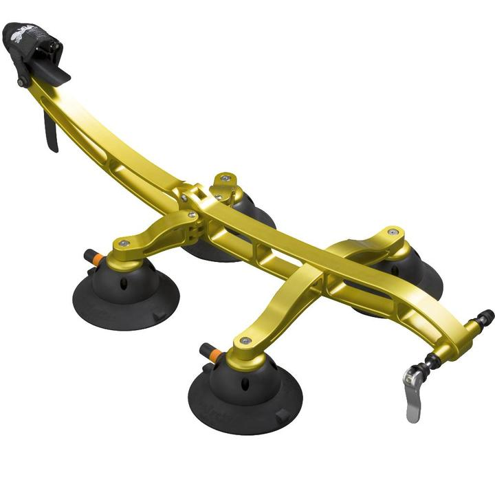 Seasucker Komodo Bike Rack - Gold | TreadWright