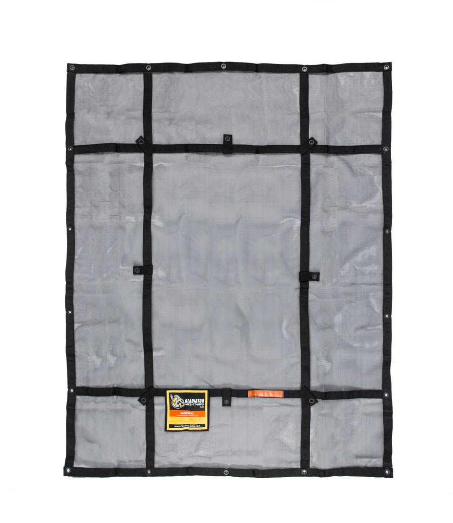 Gladiator Mesh Cargo Net - 4 Piece Installation Hardware Set Included | TreadWright