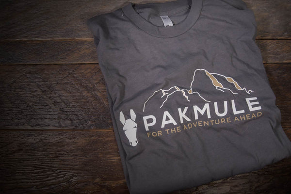 CHISOS MOUNTAINS PAKMULE T-SHIRT Apparel PAKMULE