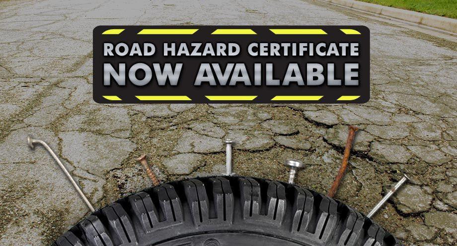 """No Hassle"" Road Hazard Warranty $12.49 Per Tire - Qty must match tires ordered"