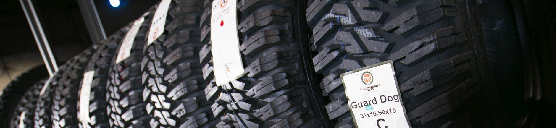 About TreadWright Tires