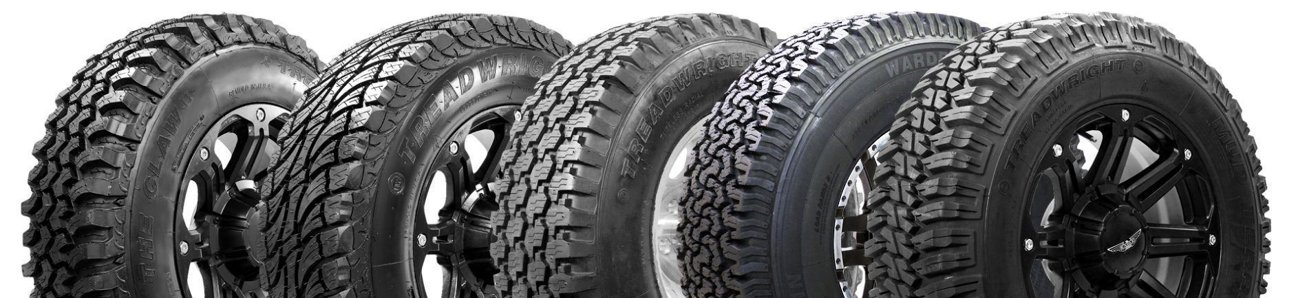 Enter To Win A Set Of TreadWright Tires
