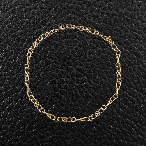 Yellow Gold Chain Necklace