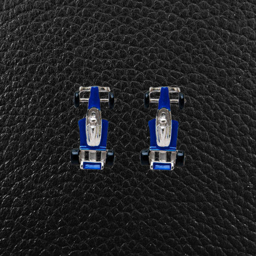 Race Car Cufflinks