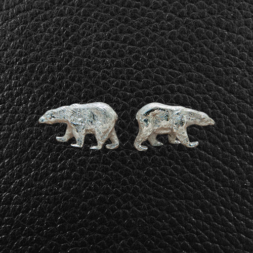 Walking Bears Cufflinks