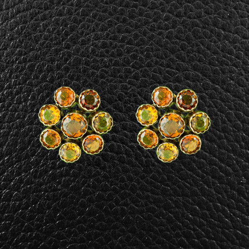 Citrine Estate Earrings