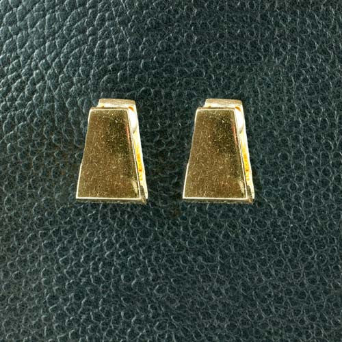 Yellow Gold Estate Earrings