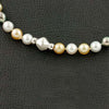 Baroque Multi-color Pearl Necklace
