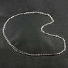 Diamond & Platinum Chain Necklace