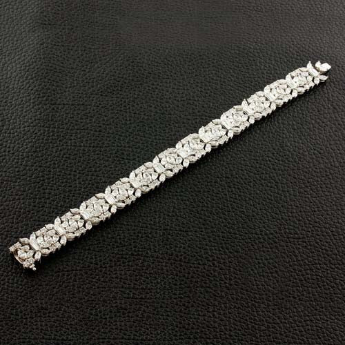 Multi-diamond Bracelet