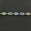 Multicolor Gemstones & Diamond Bracelet
